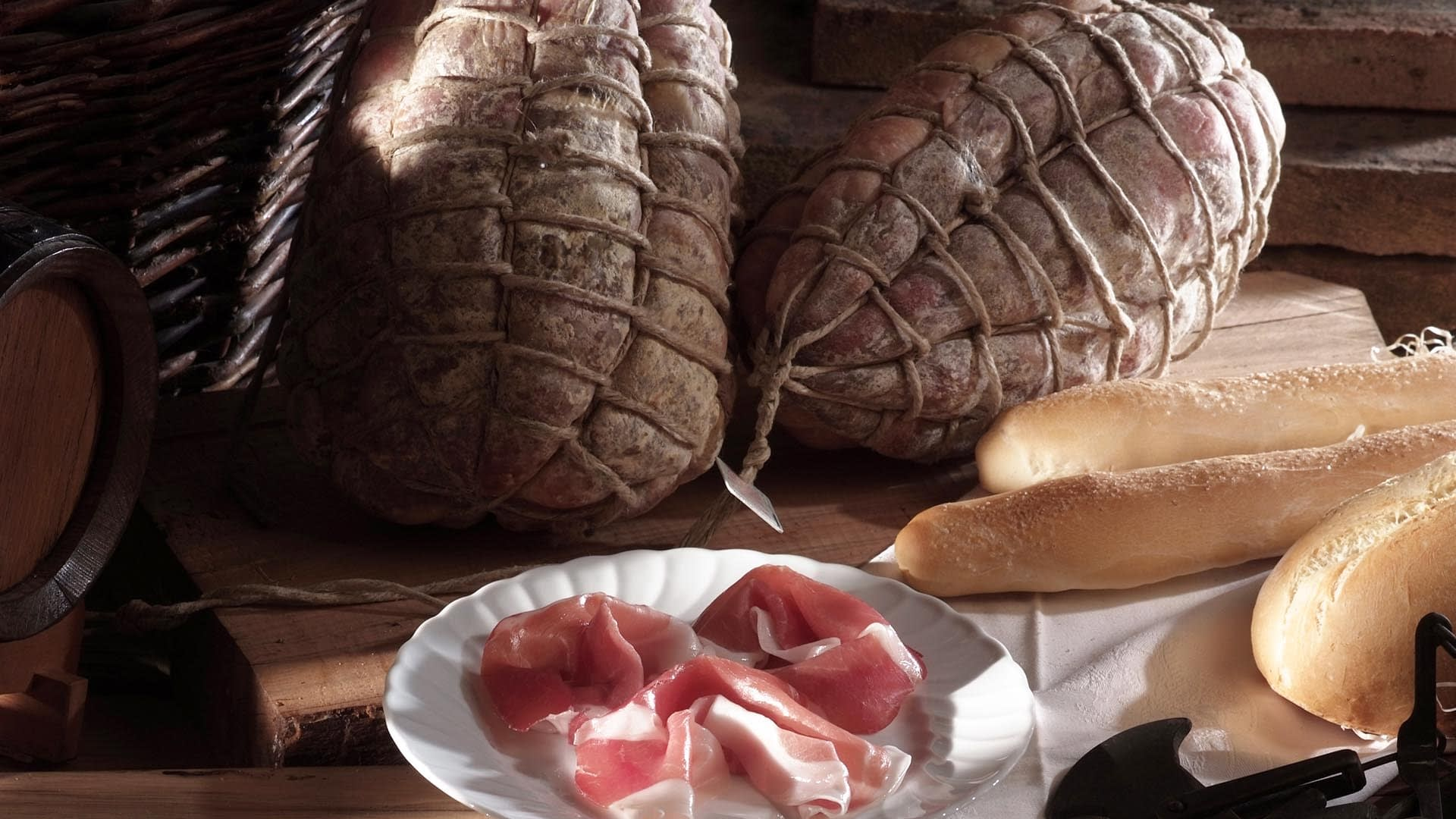 CULATELLO vs CULATTA
