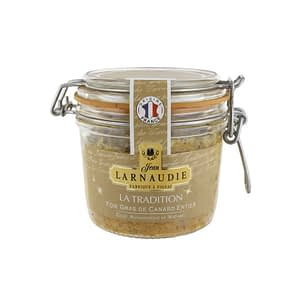 Foie Gras De Rata Intero – La Tradition, 170 gr