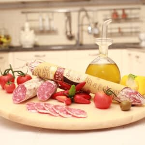 Salam Strolghino di Culatello mini, 120 gr